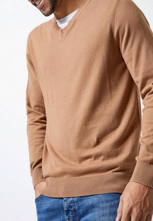 Фото - мужской пуловер Burton Menswear London бежевого цвета