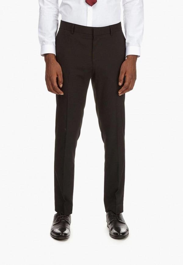 мужские классические брюки burton menswear london, черные