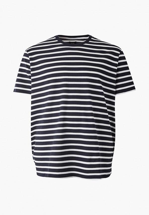 Фото - Мужскую футболку Burton Menswear London синего цвета