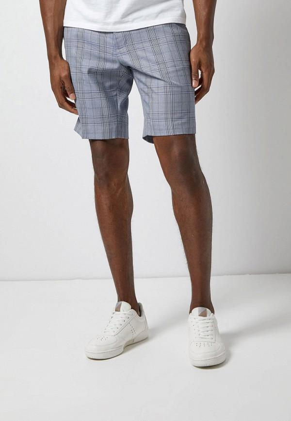 мужские шорты burton menswear london, голубые