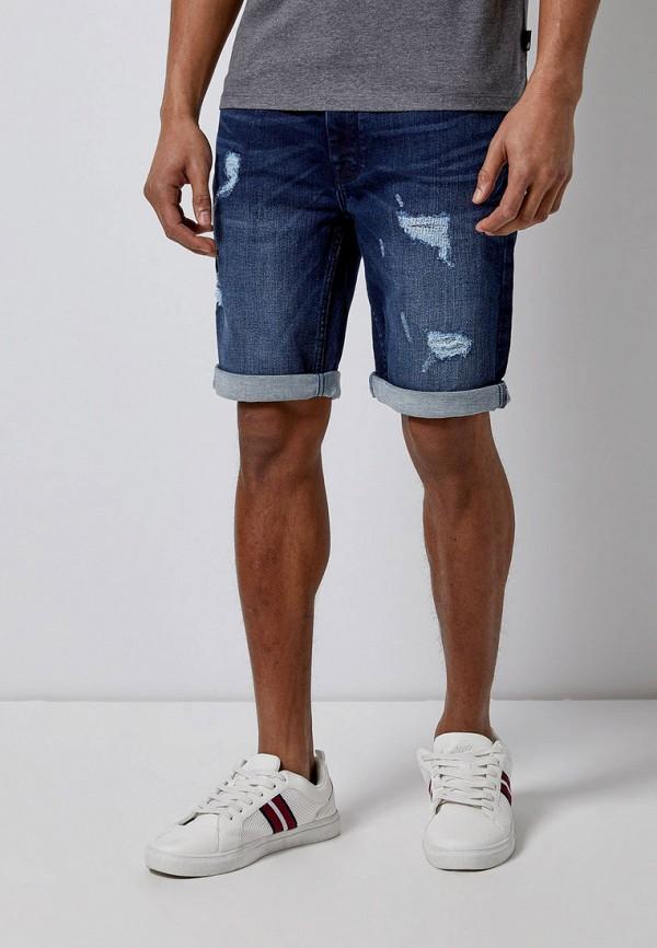 Шорты джинсовые Burton Menswear London Burton Menswear London BU014EMFSUB8