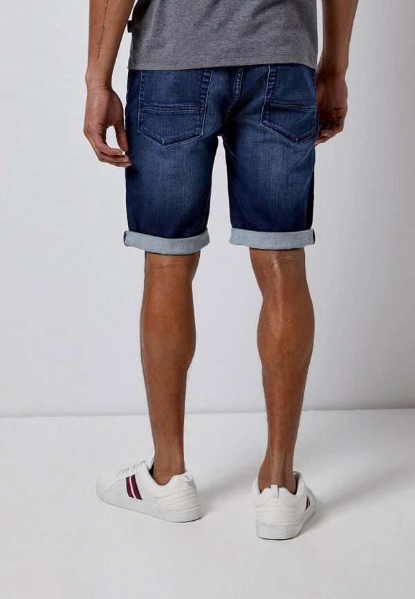 Фото 3 - Шорты джинсовые Burton Menswear London синего цвета