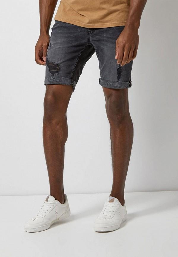 Шорты джинсовые Burton Menswear London Burton Menswear London BU014EMFWZI7