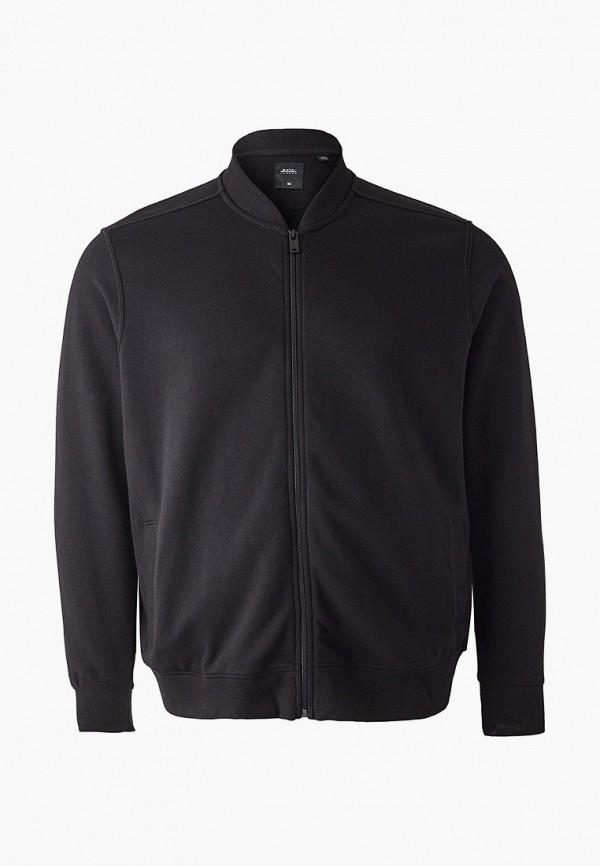 мужская олимпийка burton menswear london, черная