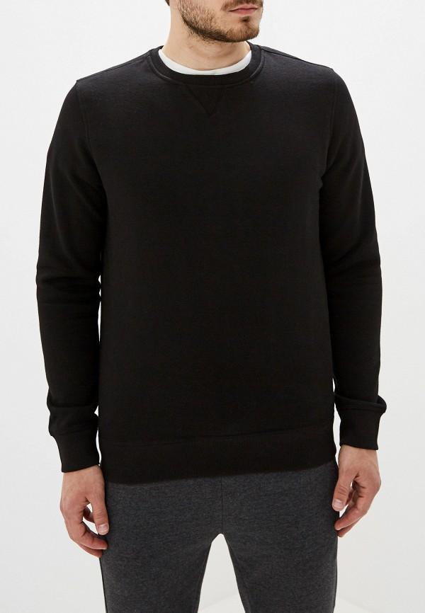 мужской свитшот burton menswear london, черный