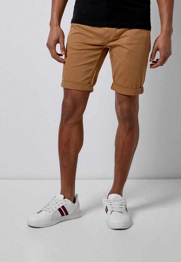 мужские шорты burton menswear london, бежевые