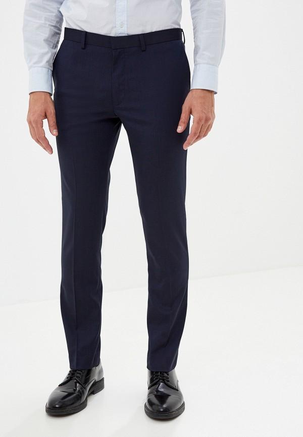 мужские брюки burton menswear london, синие