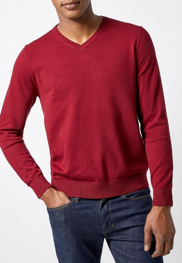 мужской пуловер burton menswear london, красный