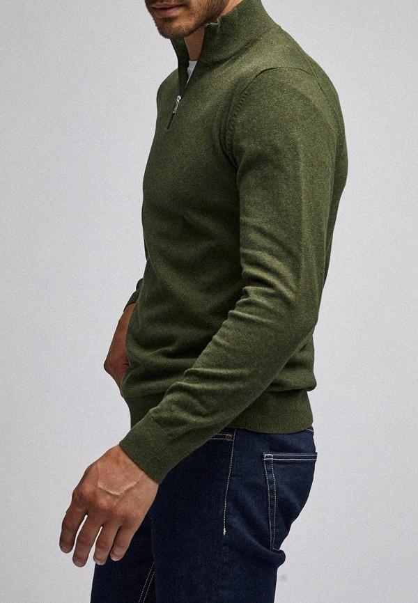 мужская водолазка burton menswear london, зеленая