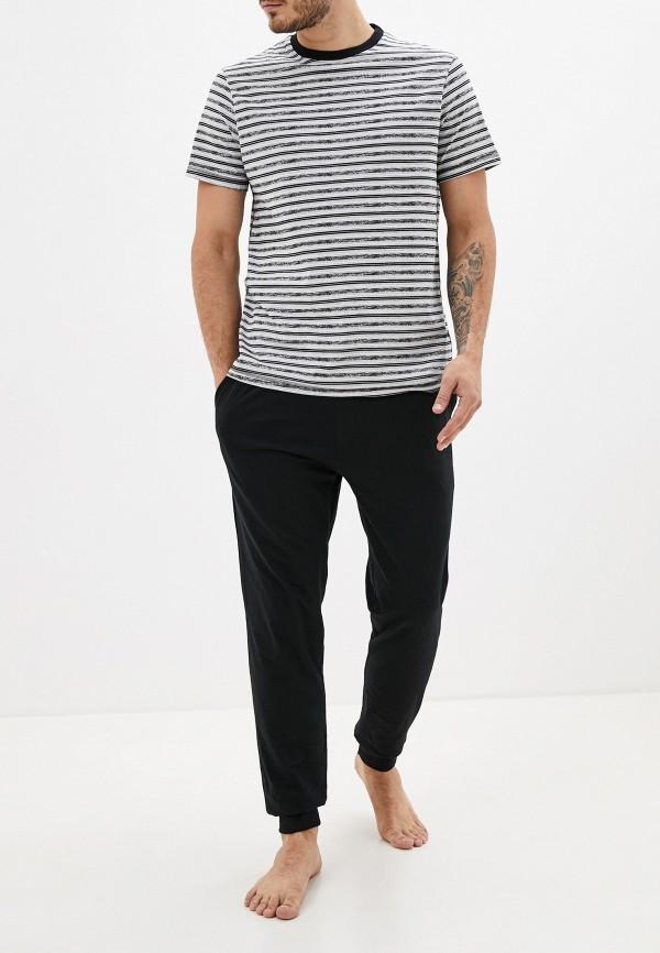 Пижама Burton Menswear London Burton Menswear London BU014EMGSWQ5 рубашка burton menswear london burton menswear london bu014emesuw5