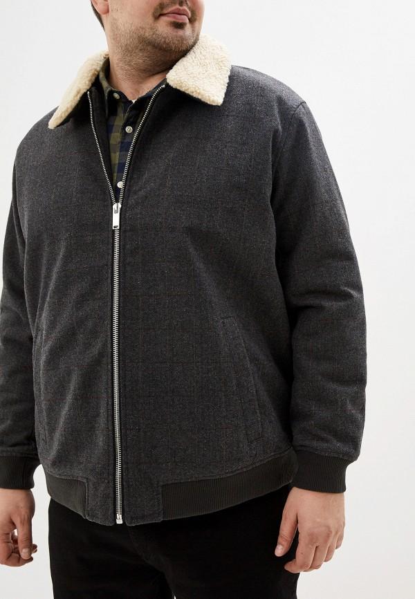 Куртка утепленная Burton Menswear London Burton Menswear London BU014EMGSWZ2 рубашка burton menswear london burton menswear london bu014emesuw5