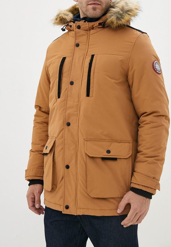 мужская куртка burton menswear london, бежевая