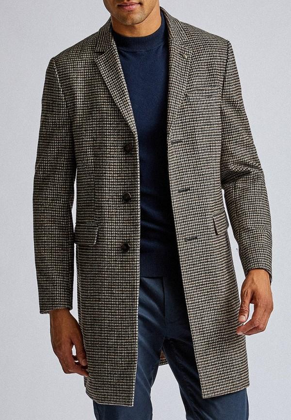 Пальто Burton Menswear London Burton Menswear London BU014EMHBMV5 рубашка burton menswear london burton menswear london bu014emesuw5