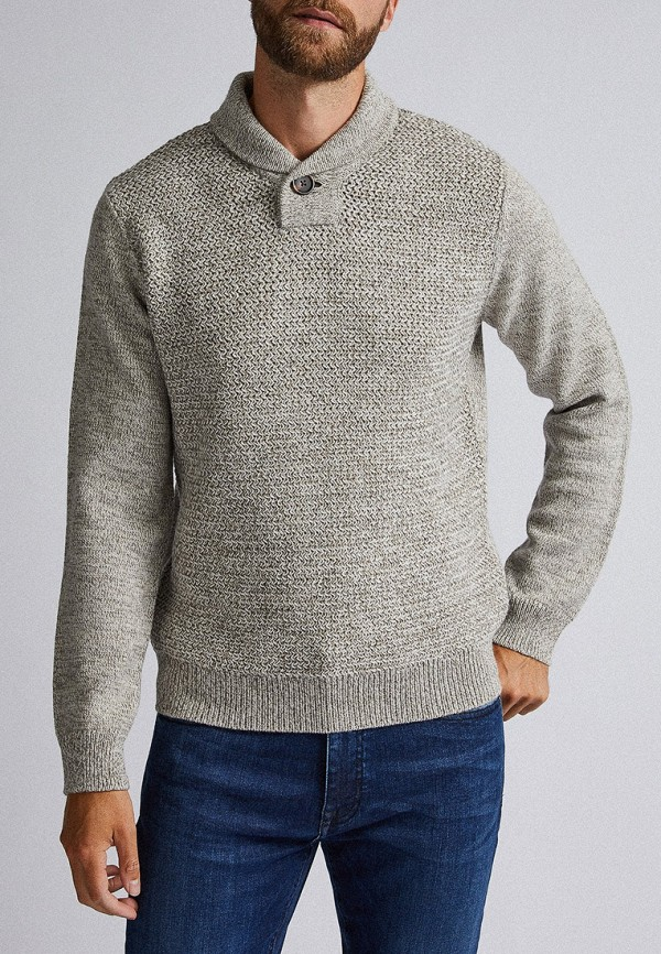 мужской пуловер burton menswear london, серый