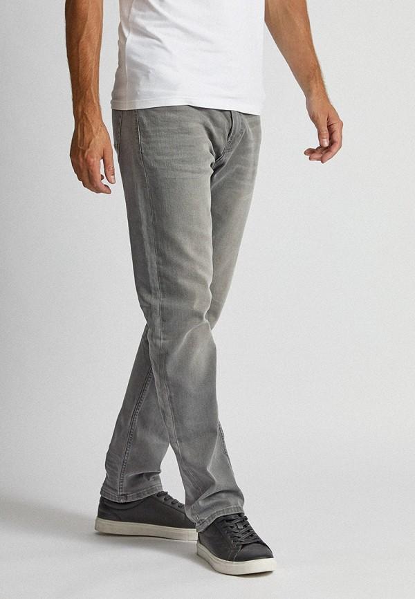 мужские прямые джинсы burton menswear london, серые