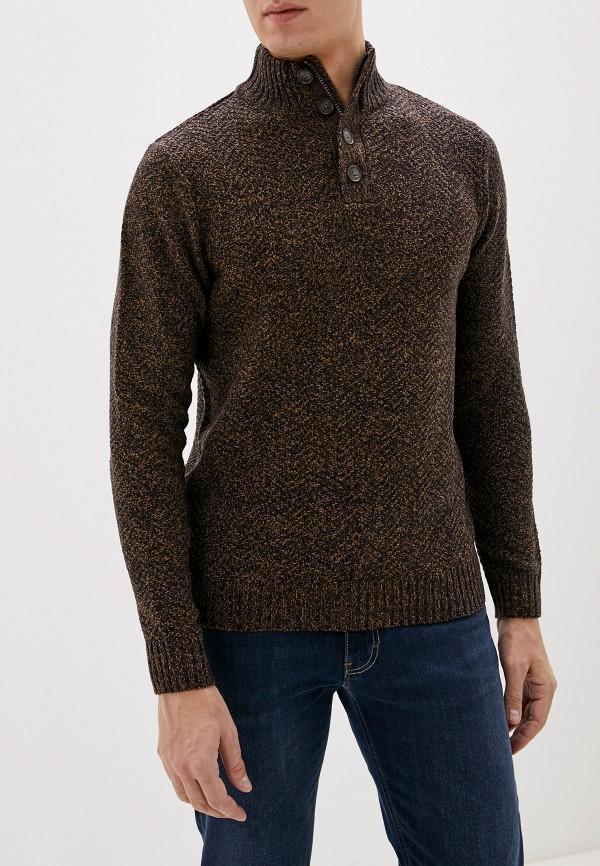 мужской джемпер burton menswear london, коричневый