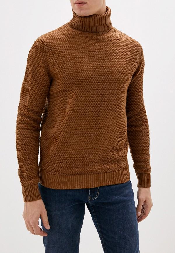 мужской свитер burton menswear london, коричневый