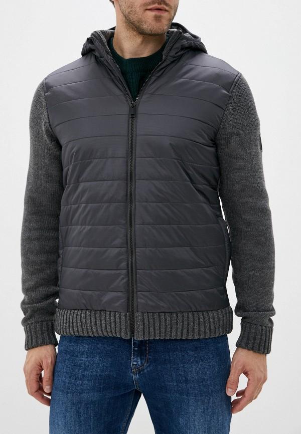 мужская куртка burton menswear london, серая