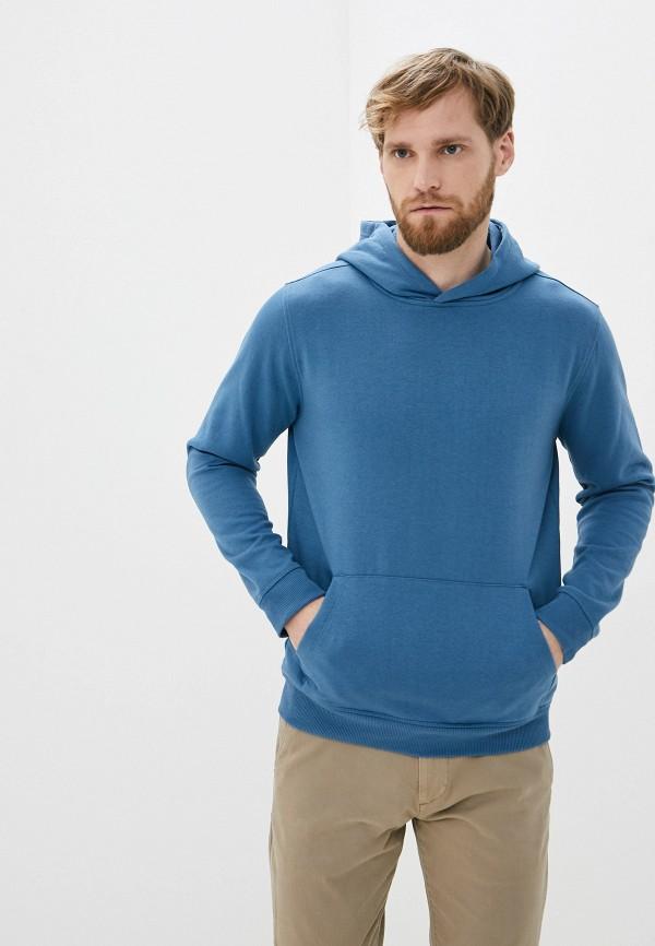 мужские худи burton menswear london, синие