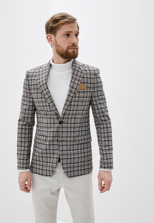 мужской пиджак burton menswear london, коричневый