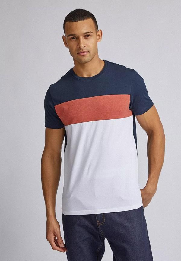 мужская футболка с коротким рукавом burton menswear london, разноцветная