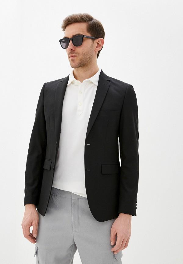 мужской пиджак burton menswear london, черный
