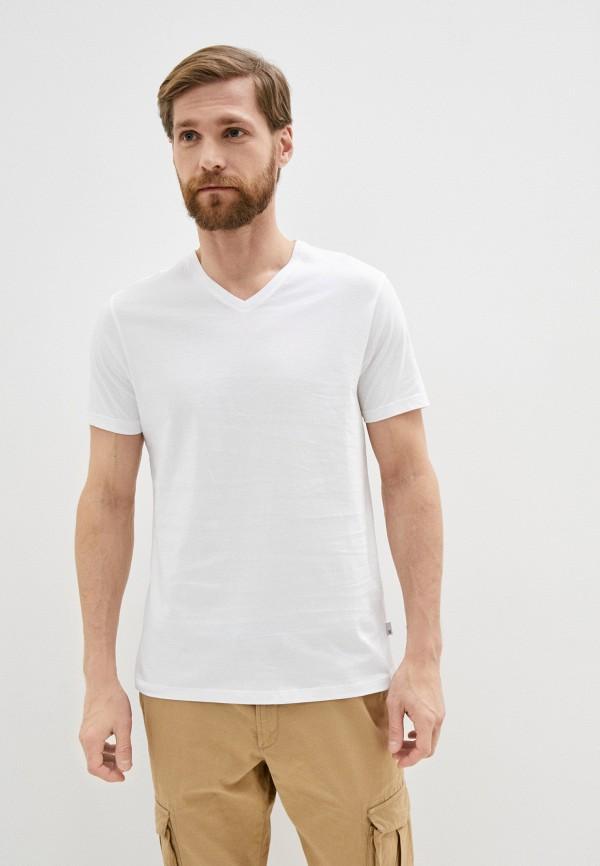 мужская футболка burton menswear london, белая