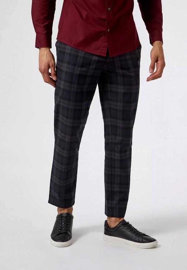 мужские повседневные брюки burton menswear london, синие