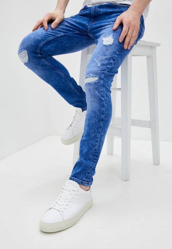 мужские джинсы burton menswear london, синие