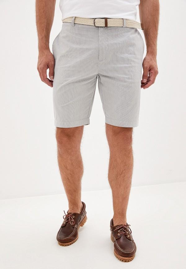 мужские повседневные шорты burton menswear london, серые
