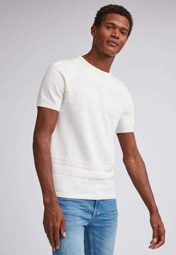 мужской джемпер burton menswear london, белый