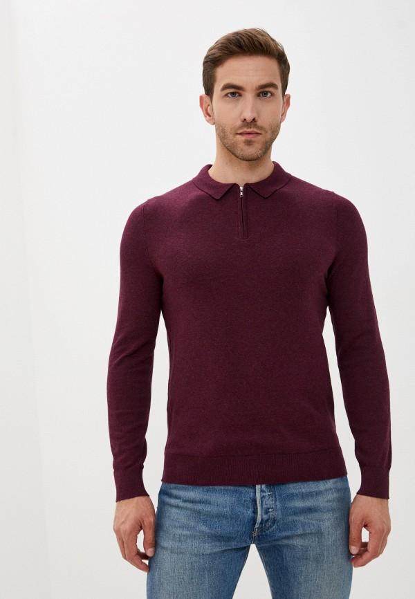мужской джемпер burton menswear london, фиолетовый