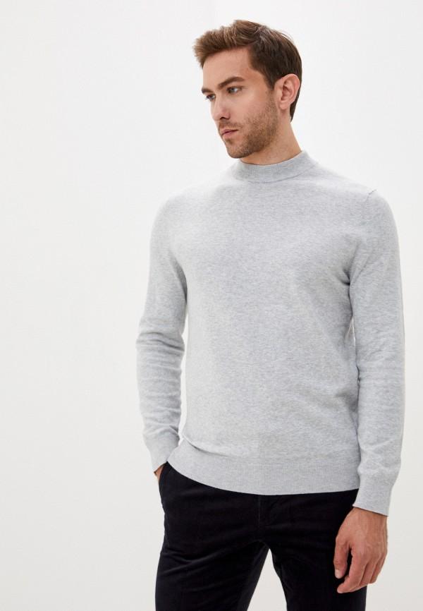 мужской джемпер burton menswear london, серый