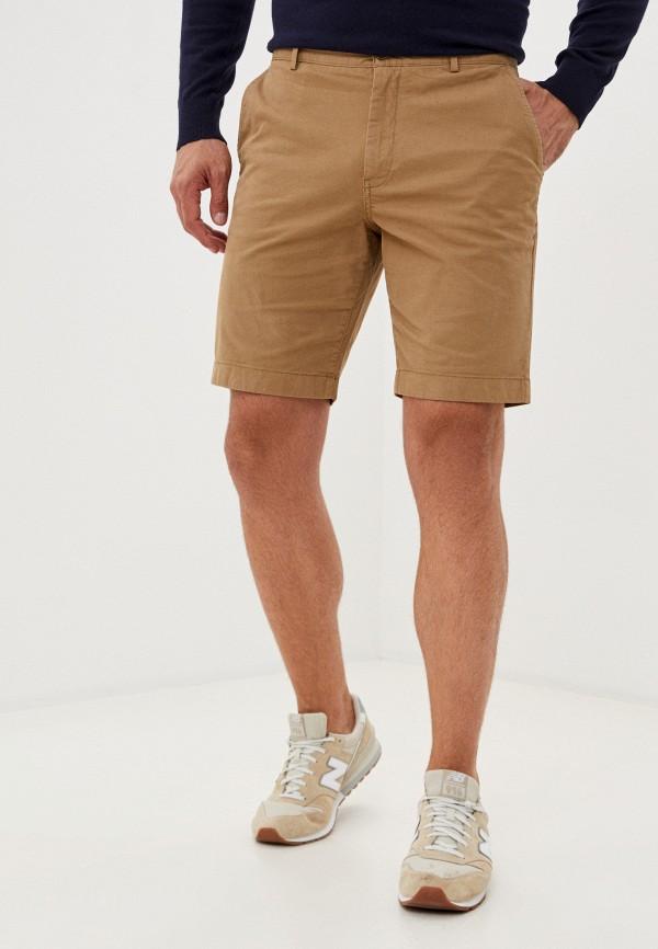 мужские повседневные шорты burton menswear london, бежевые
