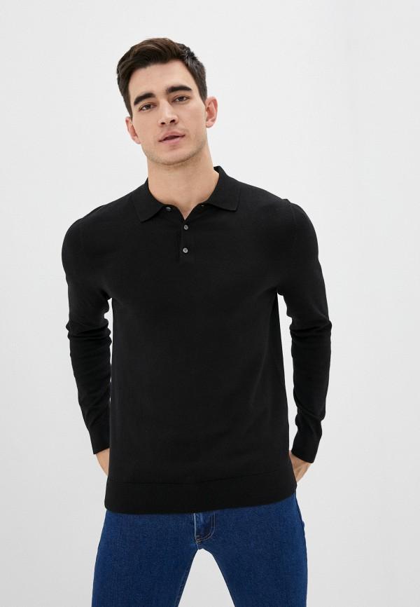 мужской джемпер burton menswear london, черный