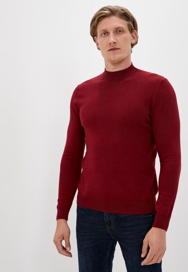 мужской джемпер burton menswear london, бордовый