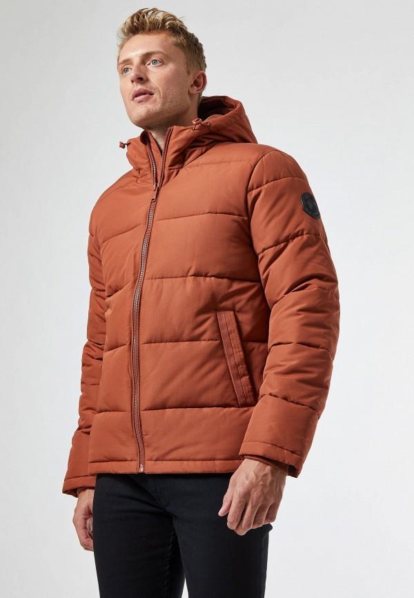 мужская куртка burton menswear london, оранжевая