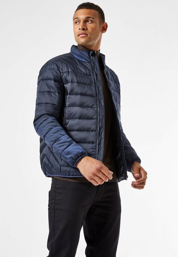 мужская куртка burton menswear london, синяя