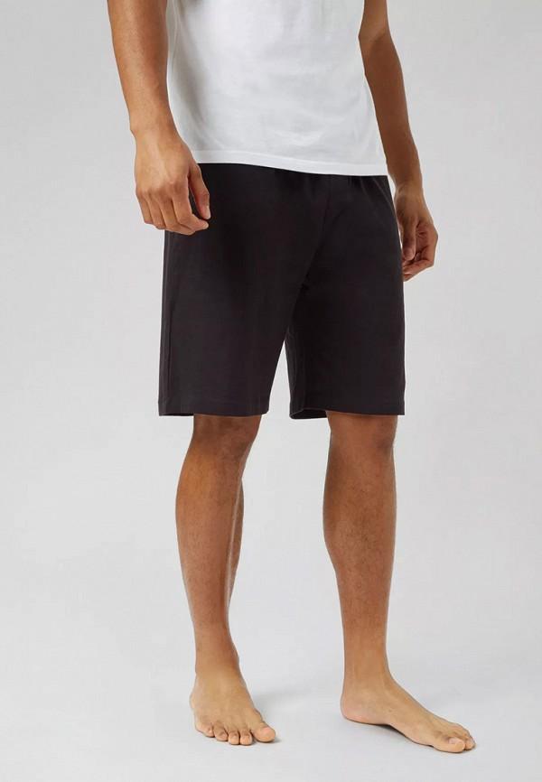 мужские шорты burton menswear london, черные