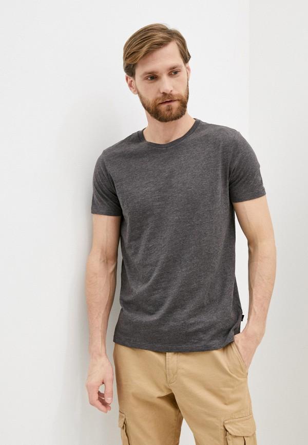 мужская футболка burton menswear london, серая