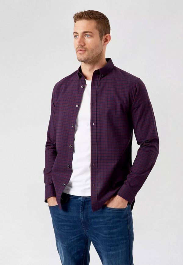 мужская рубашка burton menswear london, разноцветная