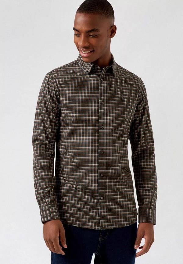 мужская рубашка burton menswear london, хаки