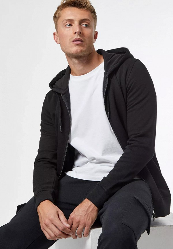 мужская толстовка burton menswear london, черная