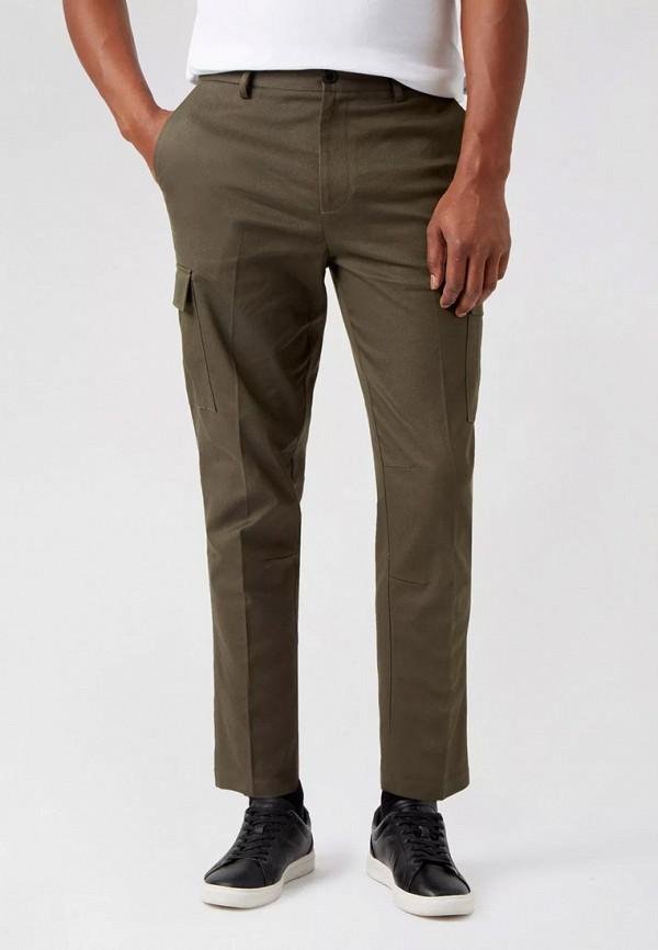 мужские брюки burton menswear london, хаки