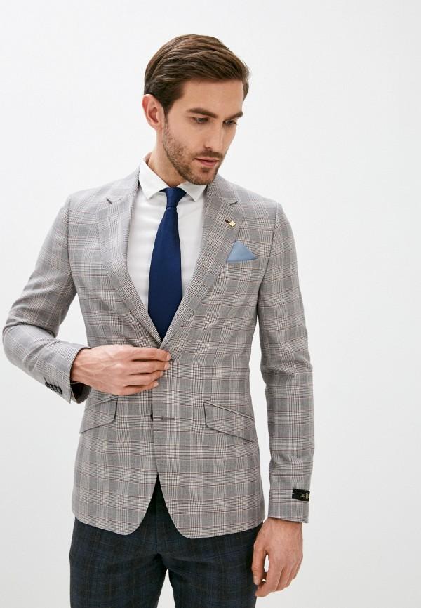 мужской пиджак burton menswear london, бежевый