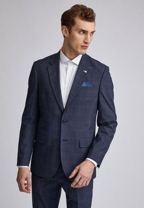 мужской пиджак burton menswear london, синий