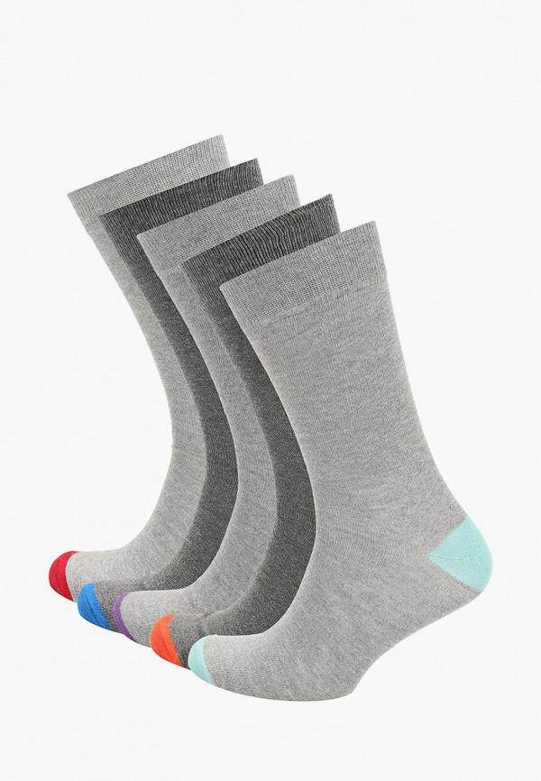 мужские носки burton menswear london, серые