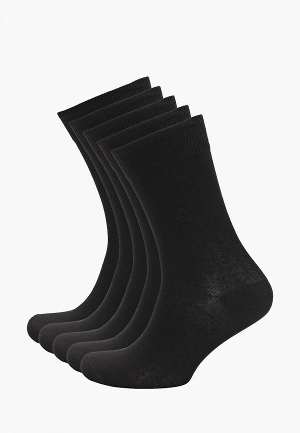 мужские носки burton menswear london, черные