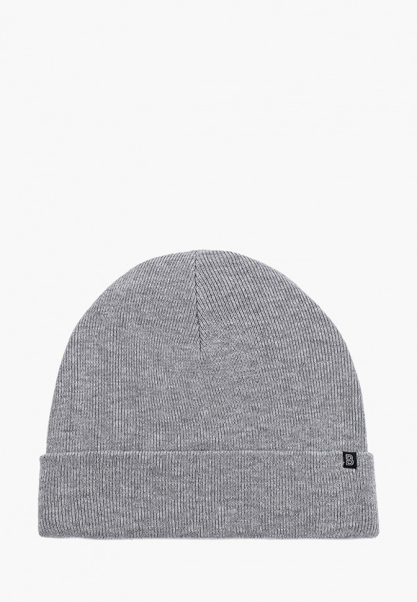 мужская шапка burton menswear london, серая