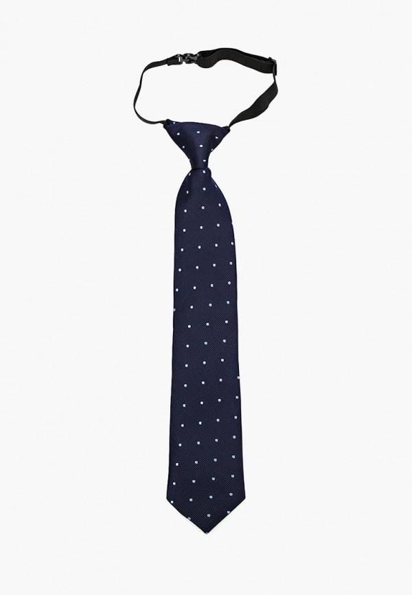 галстуки и бабочки button blue для мальчика, синие
